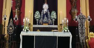 Cultos en honor a Ntra Sra de la Soledad